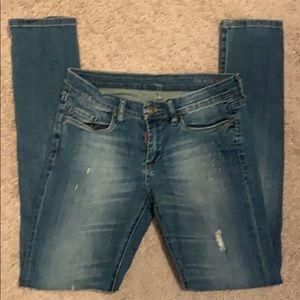 Blanknyc distressed jean